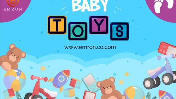Online Toys for Baby in Africa