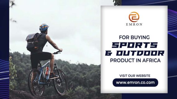 Buy Sports and Outdoor Product in Africa